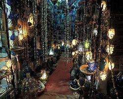 Рынок хан аль халили с неповторимым